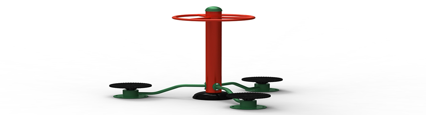 green gym outdoor fitness equipment