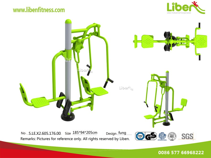 outdoor fitness gym equipment factory