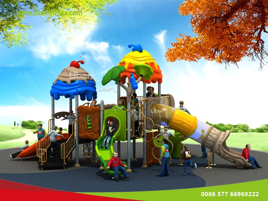 residential kids outdoor playsets