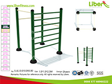 China professional outdoor park workout equipment manufacturer