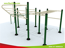China best park outdoor fitness equipment factory
