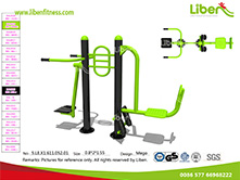 Outdoor park  exercise equipment manufacturer China