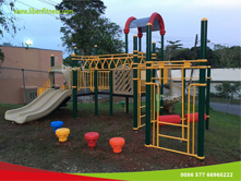 outdoor play equipment factory China