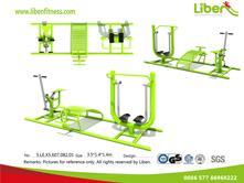 professional outdoor gym equipment manufacturer