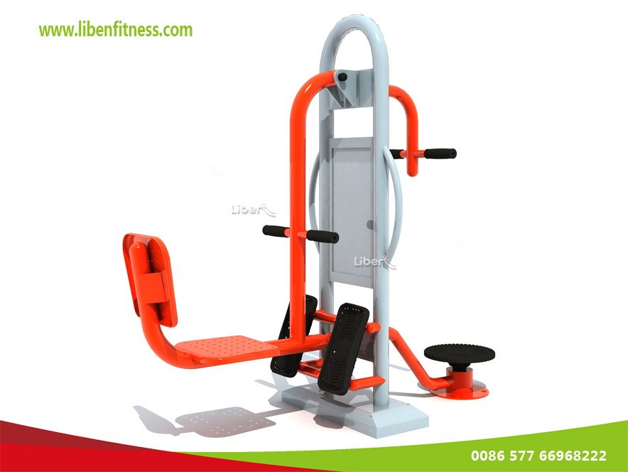 Professional and leading outdoor gym company