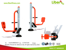 Leading USA outdoor commercial gym equipment factory