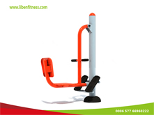 EN176 standard approved outdoor fitness factory