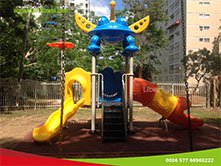China Professional Outdoor Play Sets Manufacturer