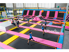 how much does launch the trampoline park cost