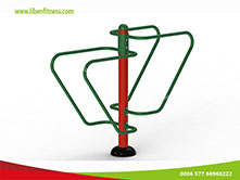 Outdoor Amusement Fitness Gym Equipment for children