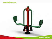 New designed skillful low-price adult play outdoor gym equipment