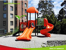 Commercial Kids Outdoor Playground manufacturer