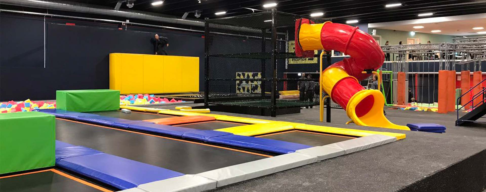 China Top Trampoline Park Manufacturer-Liben Group Corporation