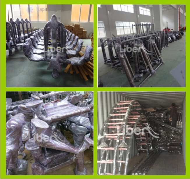 Outdoor Exercise Equipment Shipping