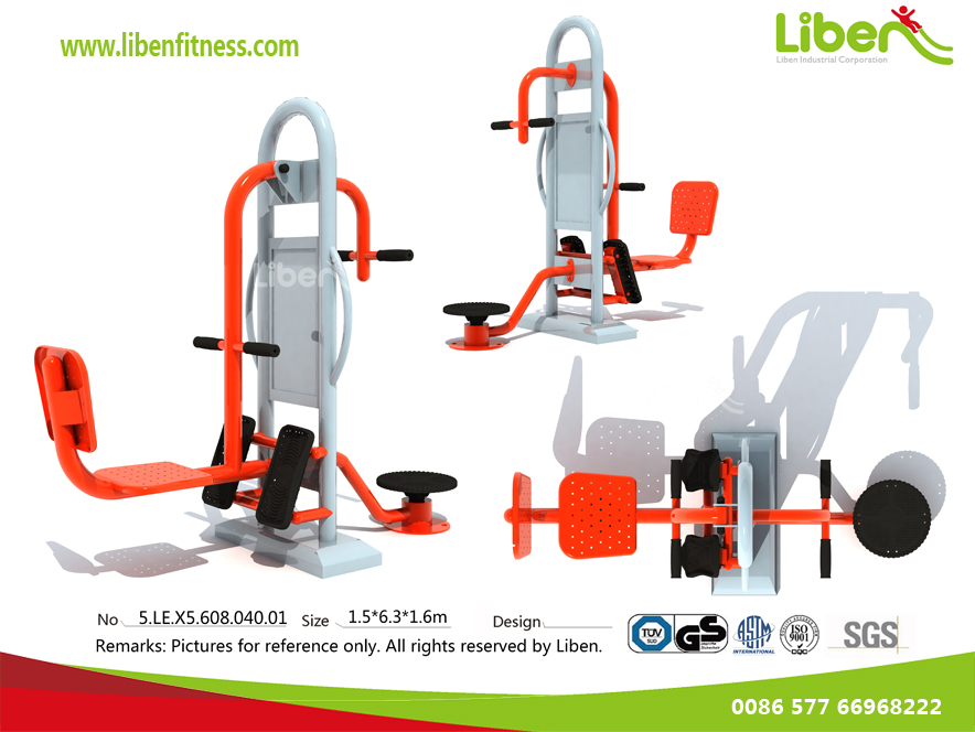 fitness station factory designs