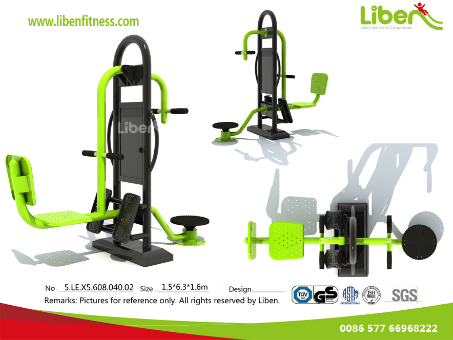designs from product specifications from outdoor fitness factory