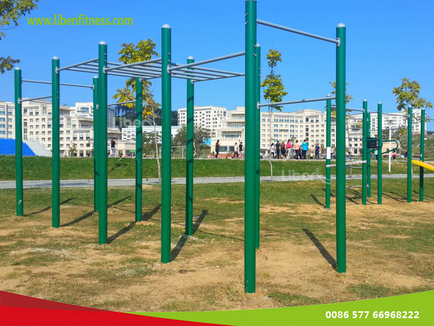 Outdoor Fitness Equipment : Outdoor park gym machines manufacturer
