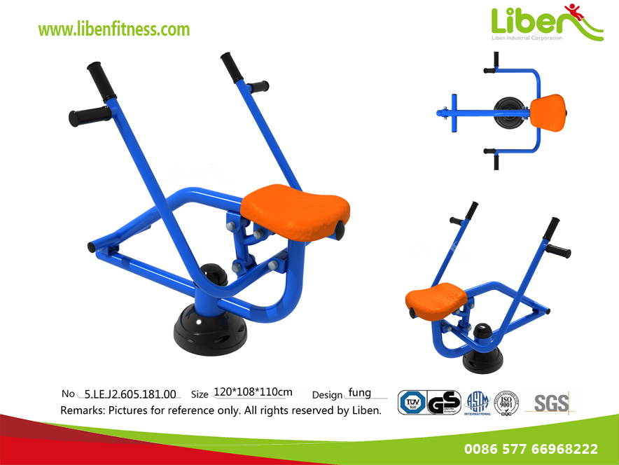 Top outdoor gym workout equipment manufacturer